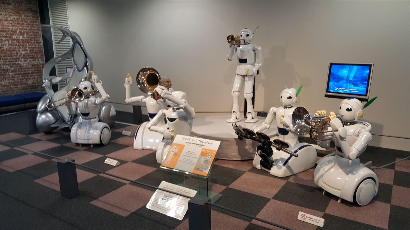 ロボットオーケストラ